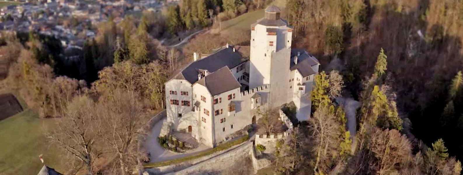 Schloss Friedberg Volders | Baumeister Kuen Innsbruck